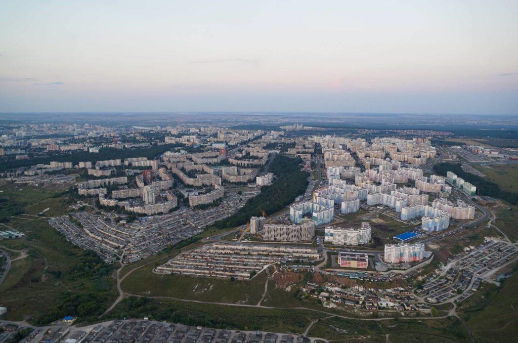 Какой район Белгорода лучше
