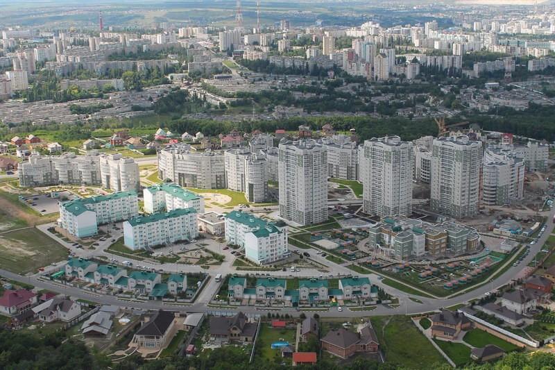 Новые районы Белгорода